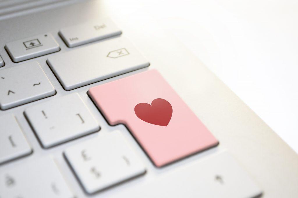 historia de amor, San Valentín