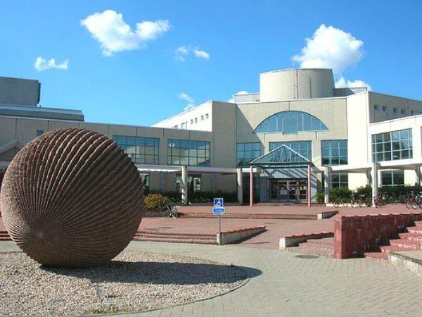 oulu university building