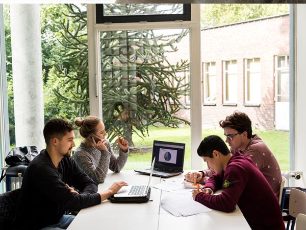 estudiar en Holanda, universidad sostenible